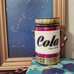 ALDO COLA CAN PURSE
